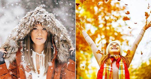 Gerçek Kişiliğinle Eşleşen Mevsim Hangisi?
