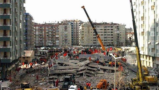 Zümrüt Apartmanı Enkazından 5,5 Gün Sonra Çıkartılan Kişi, Balkondan Düşerek Hayatını Kaybetti