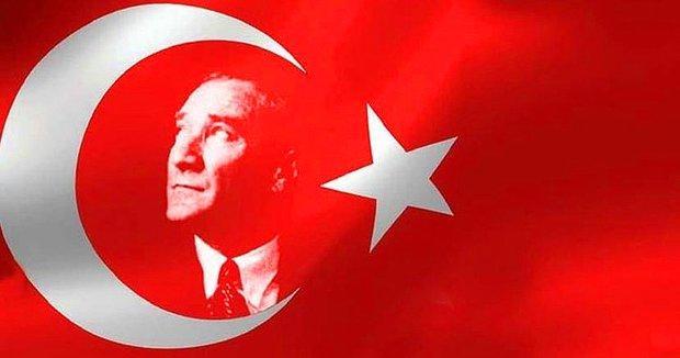 Anlamlı, Şiirli ve Resimli 29 Ekim Cumhuriyet Bayramı Mesajları: 29 Ekim Cumhuriyet Bayramı Kutlu Olsun