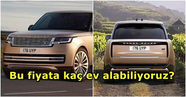 Artık Almak Konusunda İmkansızı da Geçtik! 2022 Model Range Rover Fiyatı Açıklandı