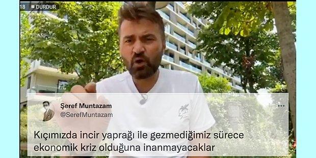 Çıkar Telefonundan Çıkar Tişörtüne: AKP'li Fenomen Dolaptaki Giysi Sayısıyla Kriz Olmadığını Savundu
