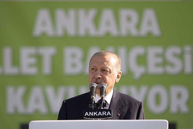 Erdoğan: 'Avrupa'da, Amerika'da Raflar Boş, Bizde Bolluk Bereket Yoluna Devam Ediyor'