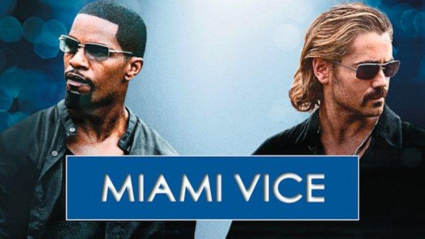 Miami Vice Konusu Nedir? Miami Vice Filmi Oyuncuları Kimler?