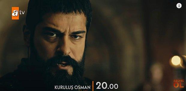 Kuruluş Osman 69. Bölüm Fragmanı Yayınlandı!