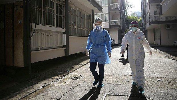 Koronavirüs: Vaka Sayısı 25 Binin Üzerinde, 229 Can Kaybı Var
