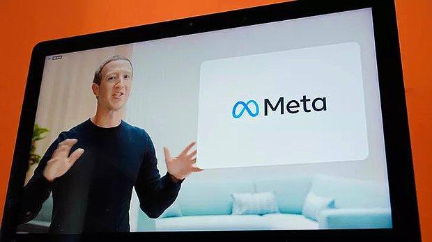 Mark Zuckerberg Duyurdu: Facebook Adını 'Meta' Olarak Değiştirdi