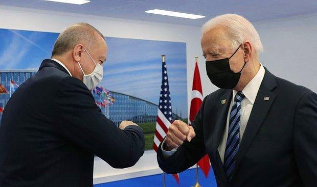 Beyaz Saray: 'Biden'ın Erdoğan'la Görüşmesini Bekliyoruz'